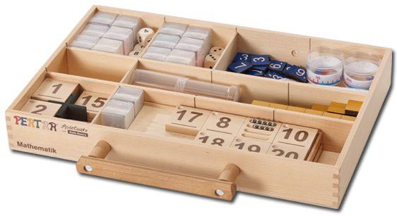 Пертра Игровой набор 7 Mathematik (Начальные математические знания)